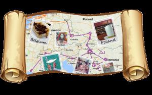 James Markey Europe Trip