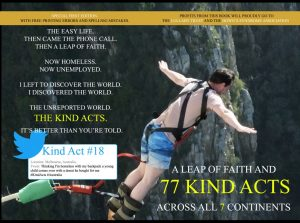 77 Kind Acts James Markey Full Cover